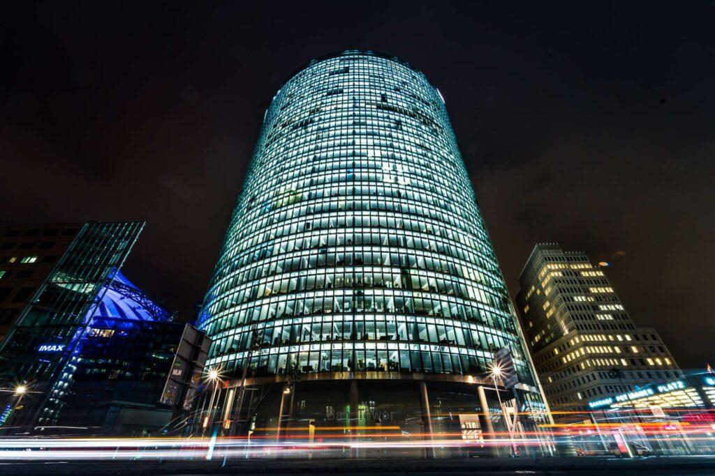 Fotograf für Architektur, Gebäude und Immobilien in Berlin